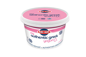 MY AUTHENTIC GREEK YOGURT 0% 500g