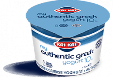 MY AUTHENTIC GREEK YOGURT 10% 170g